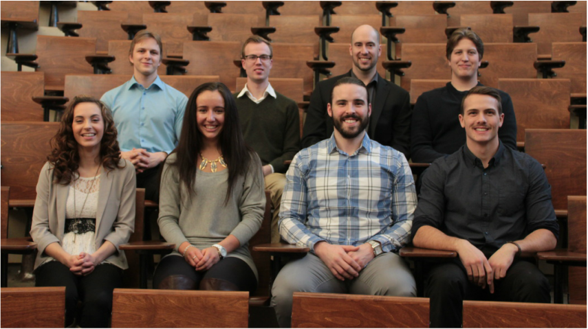 The 2016 University of Saskatchewan Innovative Energy Team - USIET team