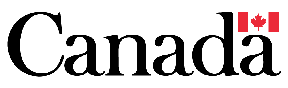 The Canada Wordmark displayed in the government's corporate colours.