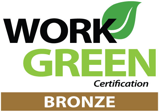 Work Green Bronze Certification