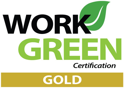 Work Green Gold Certification