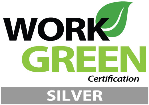 Work Green Silver Certification